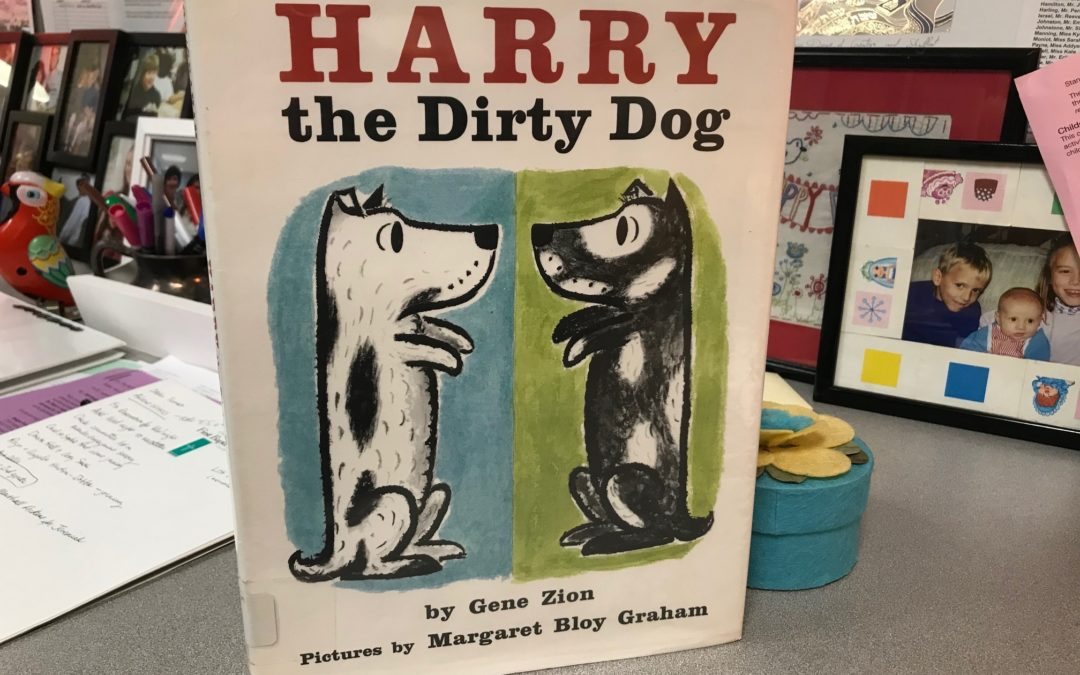 What God Has Made Clean- Help from Harry the Dirty Dog