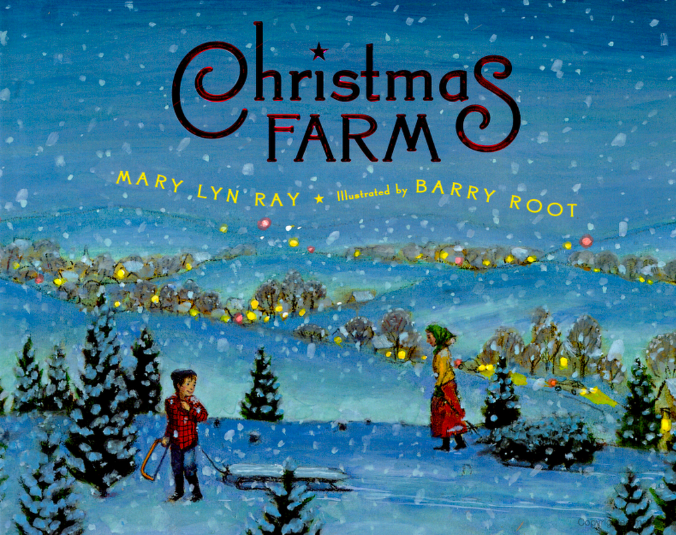 Christmas Farm- A Story about Waiting on God